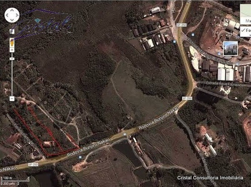 Imagem 1 de 1 de Terreno Para Venda, 58000.0 M2, Jardim Floresta - Vargem Grande Paulista - 22905