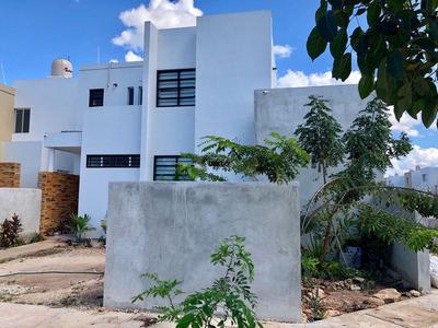 Residencia En Privada Gran San Pedro Cholul