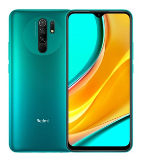 Xiaomi Redmi 9 64gb 4gb Ram 6.53´ Cámara Cuádruple 13mp