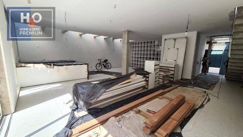 Casa Com 4 Dormitórios À Venda, 300 M² - Vila Nova Conceição - São Paulo/sp - Ca0175