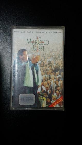 Fita K7-cassete Padre Marcelo Rossi / Louvar O Senhor / 1998