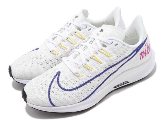 Zapatillas Nike Air Zoom Pegasus 36 Jdi Mujer Running