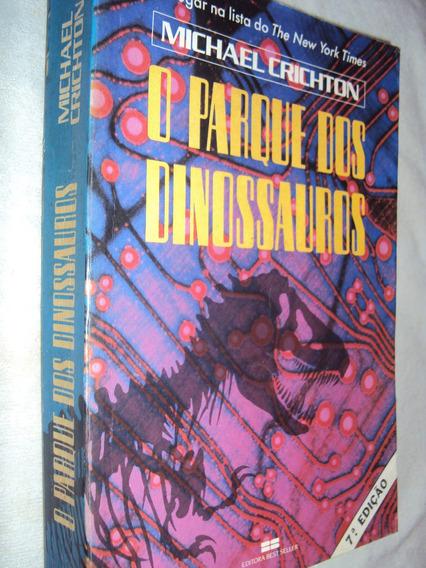 O Parque Dos Dinossauros (sebo Amigo)