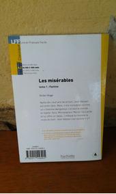 Livro Les Miserables Tome 1 Fantine