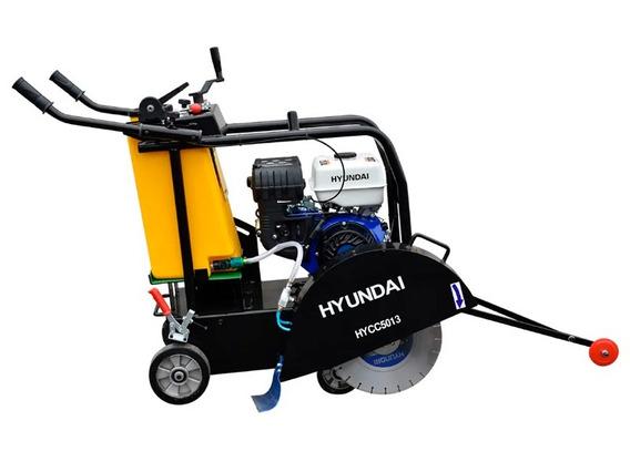 Cortadora De Concreto 13.1hp Hyundai Hycc5013