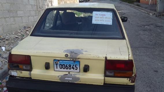 Toyota Corolla 85 Con Motor Y Transmision Del 92