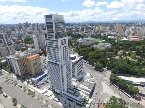 Sala Comercial À Venda Com 1260.7m² Por R$ 6.733.000,00 No Bairro Centro Cívico - Curitiba / Pr - M2mo-ccco