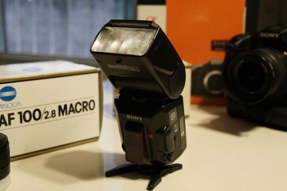 Flash Sony Hvl-f56am - Excelente Estado - Serve A600 A6500