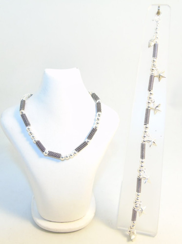 ee21dc9c6918 Cadena Collar Plata 925 Bali - Joyas y Relojes en Mercado Libre ...