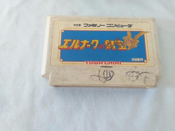 Famicom Elnark No Zaiho Original 8 Bits Campinas