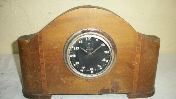 Antiguo Reloj De Comedor Aleman Marca Kienzle