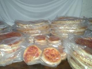 Pizzas Y Pizzetas Artesanales Pack 10 Unidades