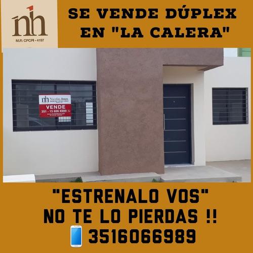 Se Vende Dúplex @ Estrenar La Calera!!!!