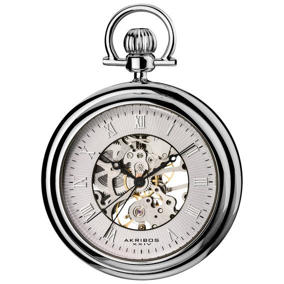 Reloj De Pulsera Akribos Xxiv Classic Para Hombre Ak453ss