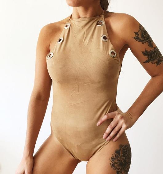 Body Mujer Remera Gamusa M0630