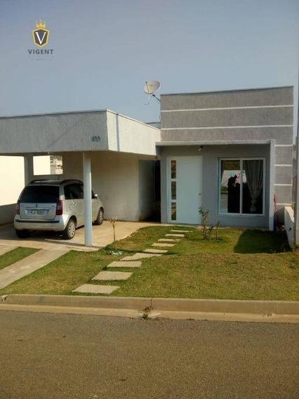 Casa Com 3 Dormitórios À Venda, 167 M² Por R$ 480.000 - Cabreúva - Cabreúva/sp - Ca1337