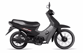Moto Baccio P 110 Megastore 18 Cuotas