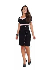 4b3f022d0613 Vestido Secretaria Social - Vestidos Femeninos com o Melhores Preços ...
