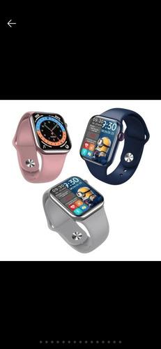 Imagem 1 de 3 de Relógio Inteligente Smartwatch Iwo Hw16 Tela Infinita 44mm