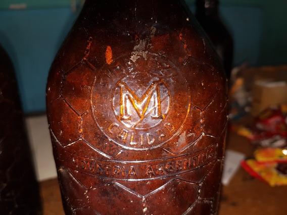 Botella De Aceite Antigua