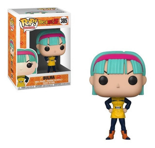 Muñeco Funko Pop Dragon Ball Z Bulma 385 Original!!