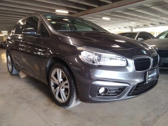 Bmw 220i Active Tourer 2.0 T Gris 2016