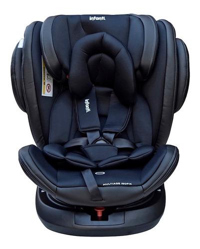 Butaca infantil para auto Infanti Multiage 360º negro