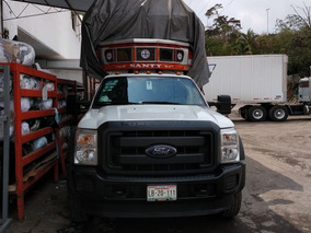 Ford F-550 6.7l Ktp Diesel At 2016
