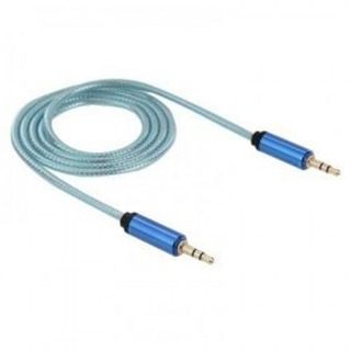 Cable De Audio 3.5mm Easy Line By Perfect Choice Gris