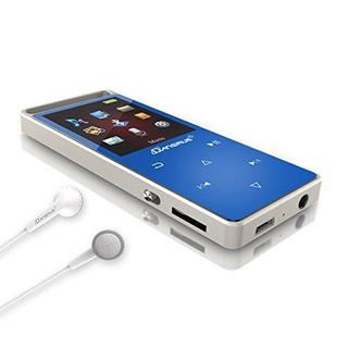 Reproductor Mp3 Bluetooth De 8 Gb Reproduccion De 50 Horas S