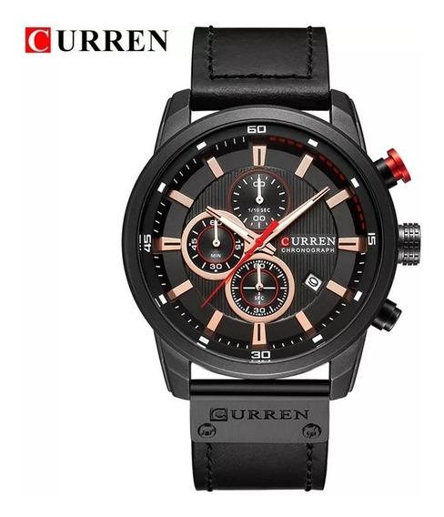 Relógio Currem Original 8291