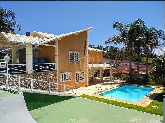 Casa Com 4 Dormitórios À Venda, 290 M² Por R$ 925.000 - Agriões - Teresópolis/rj - Ca0187