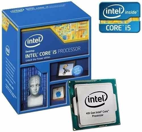 Kit Intel Core I5 4590 + Placa Mãe + 16gb Ddr3 Hyperx
