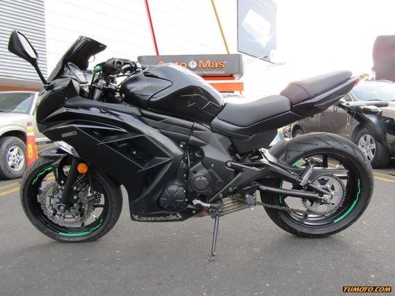 Kawasaki Ninja Ex 650r Ninja Ex 650r