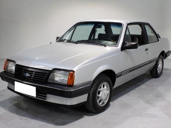 Chevrolet Monza 1.8 Sle Prata 8v Álcool 2p Manual 1985
