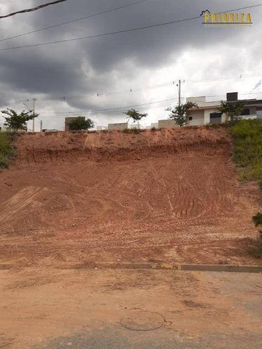 Imagem 1 de 5 de Terreno À Venda, 292 M² Por R$ 120.000,00 - Condomínio Vale Azul - Votorantim/sp - Te0211
