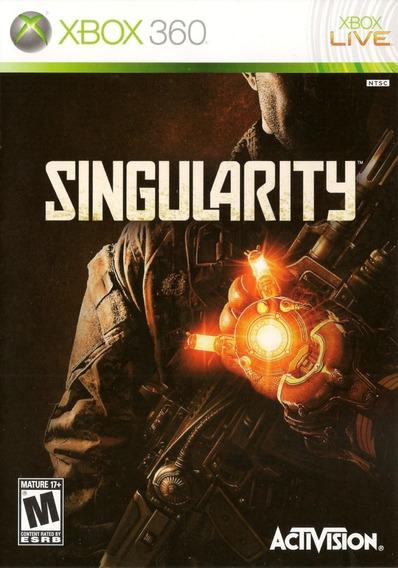 Jogo Original Lacrado Singularity Xbox 360