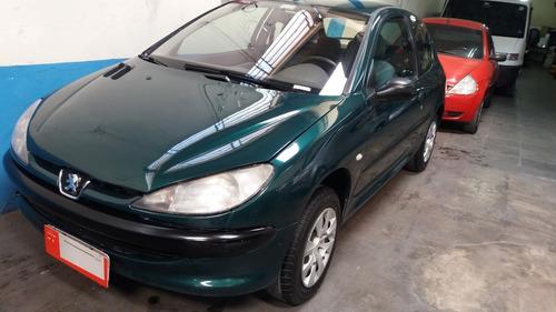 Peugeot /206 Soleil 1.6 2ps, 2003