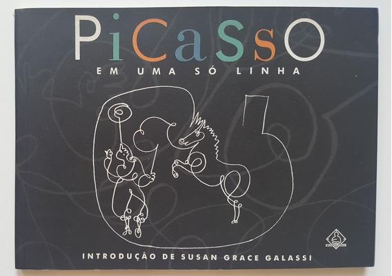 Picasso Em Uma Só Linha