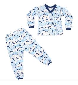 Roupas Infantil No Atacado Lote 15 Conjuntos Pijama Algodão