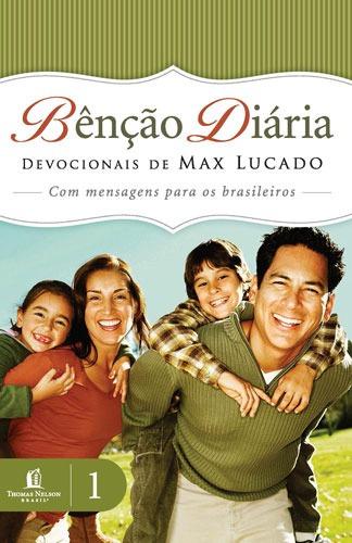 Benção Diária Volume 1 - Max Lucado