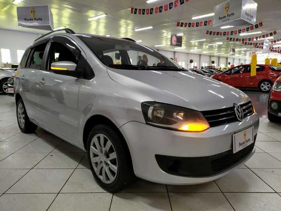 Volkswagen Spacefox 2013 1.6 Trend Total Flex 5p
