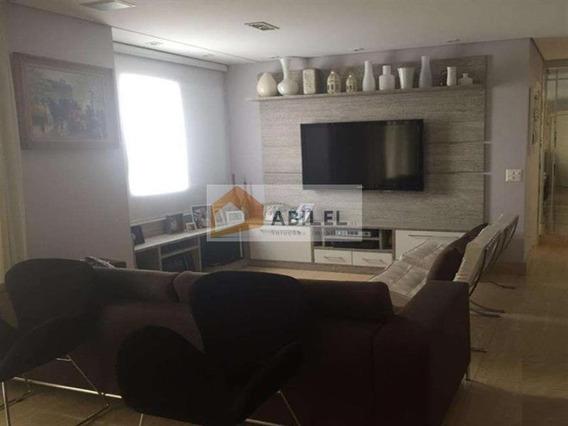 Maravilhoso Apartamento Em Condomínio Club No Tatuapé - 6560