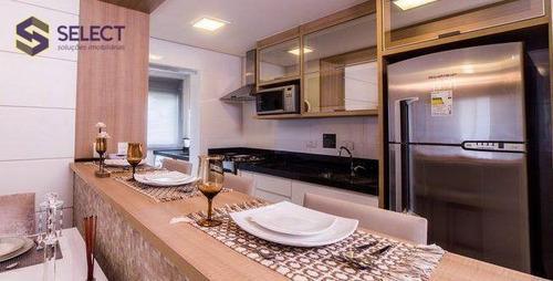 Apartamento Com 3 Dormitórios À Venda, 70 M² Por R$ 315.000,00 - Assunção - São Bernardo Do Campo/sp - Ap0259
