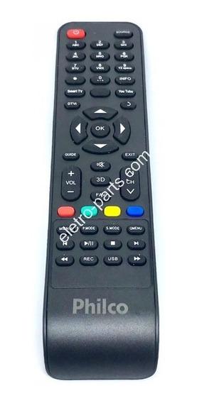 Controle Tv Philco Smart Original Serve Em Toda Linha Smart
