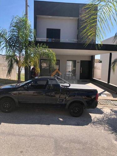 Casa Com 3 Suítes À Venda, 150 M² Por R$ 890.000 - Portal Dos Sabiás - Itu/sp - Ca0426