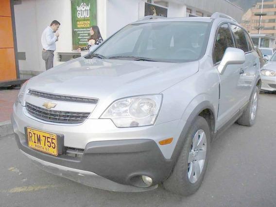 Chevrolet Captiva Sport At 2400cc 5p 4x2