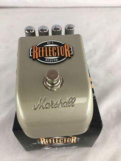 Pedal Guitarra Marshall Rf 1 Reflector Efecto Reverb