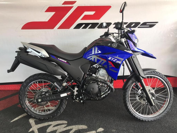 Yamaha Lander 250 Azul 0km