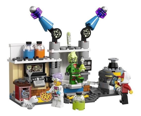 Lego Hidden Side - Laboratório Fantasma De Jb
